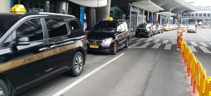 jumbo van taxi