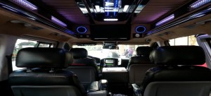 van taxi for 6 persons