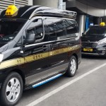 passenger van for 5 persons