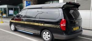 5 passenger van