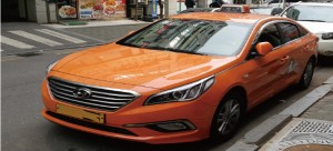 economic taxi in Seoul