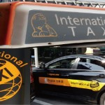 international taxi in Korea airport