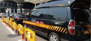 english speaking Korea taxi service at incheon airport