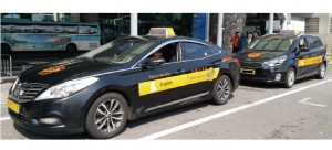 english speaking driver taxi