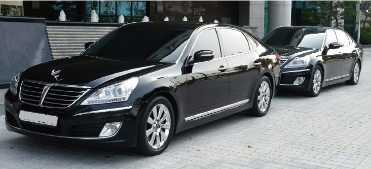 incheon airport limo car service