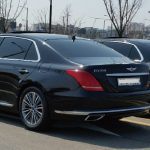 high class sedan car service in Korea, Seoul