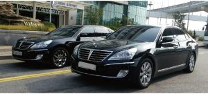 car service for vip in incheon airport