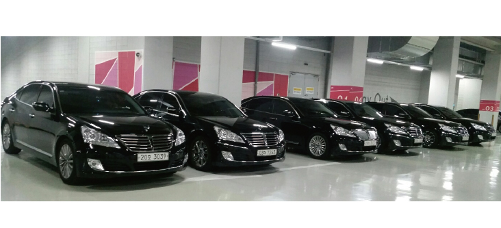 Korea private car service