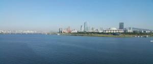 Han river view